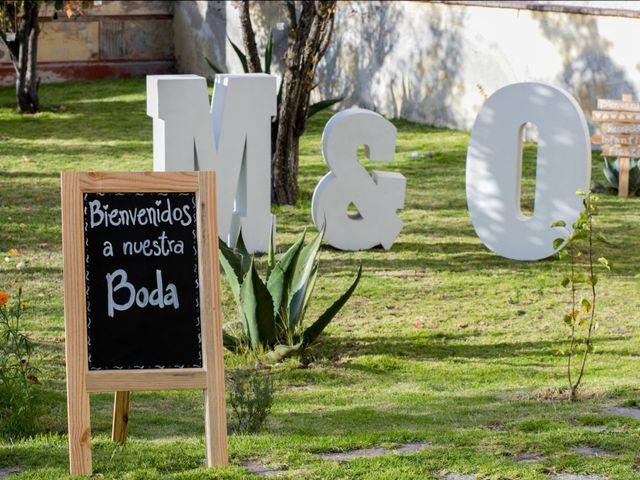 La boda de Omar y Marlen en Huamantla, Tlaxcala 105