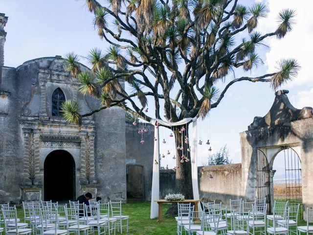 La boda de Omar y Marlen en Huamantla, Tlaxcala 112