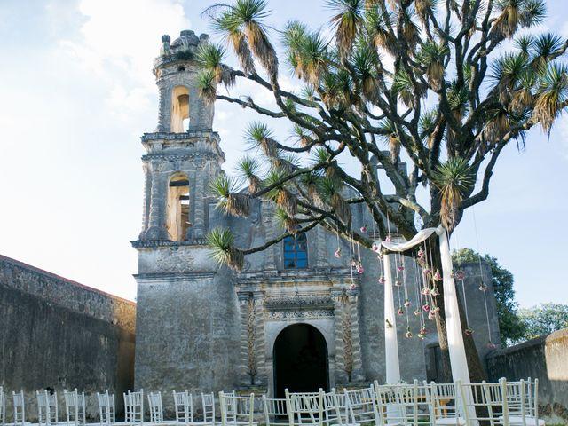 La boda de Omar y Marlen en Huamantla, Tlaxcala 113