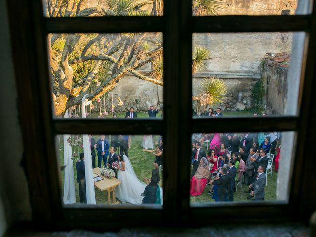 La boda de Omar y Marlen en Huamantla, Tlaxcala 115
