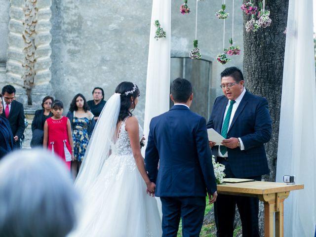La boda de Omar y Marlen en Huamantla, Tlaxcala 116