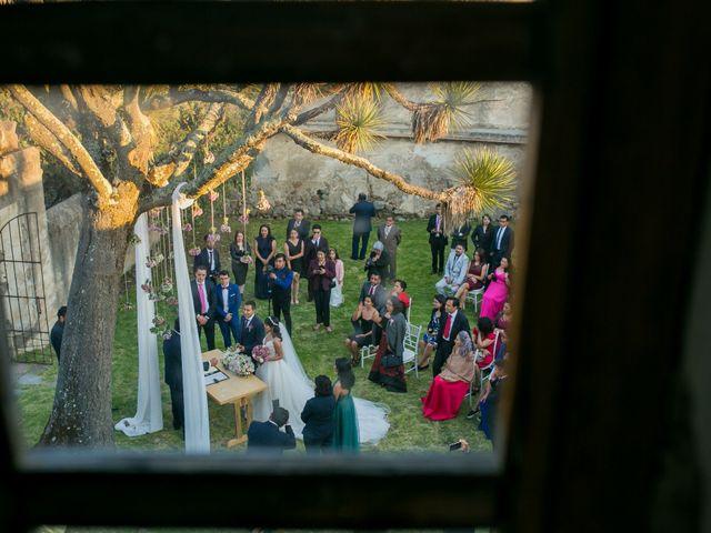 La boda de Omar y Marlen en Huamantla, Tlaxcala 117