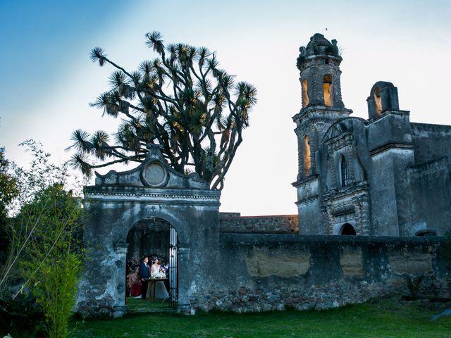 La boda de Omar y Marlen en Huamantla, Tlaxcala 118