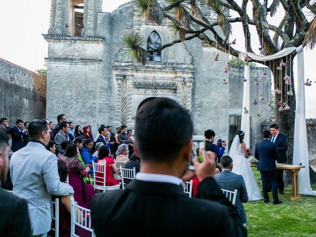 La boda de Omar y Marlen en Huamantla, Tlaxcala 119