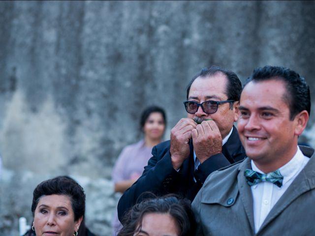 La boda de Omar y Marlen en Huamantla, Tlaxcala 124