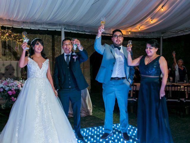 La boda de Omar y Marlen en Huamantla, Tlaxcala 127