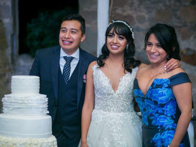 La boda de Omar y Marlen en Huamantla, Tlaxcala 128
