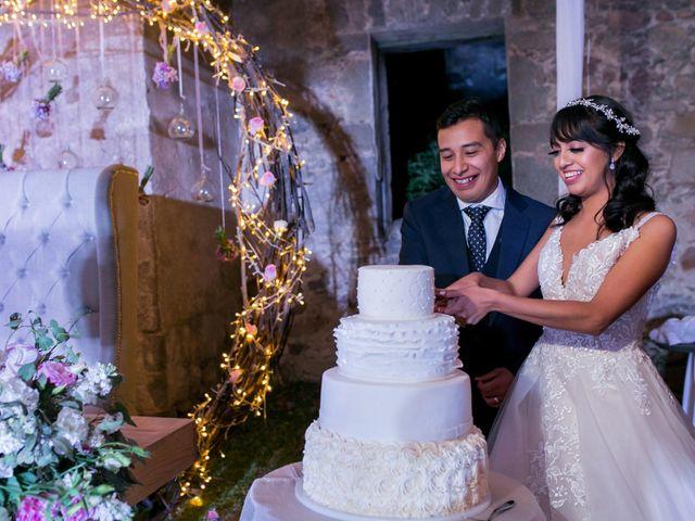 La boda de Omar y Marlen en Huamantla, Tlaxcala 129