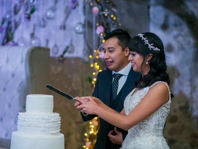 La boda de Omar y Marlen en Huamantla, Tlaxcala 130