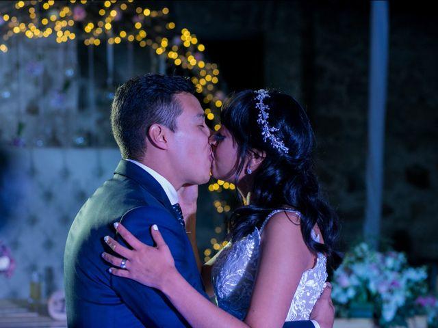 La boda de Omar y Marlen en Huamantla, Tlaxcala 133