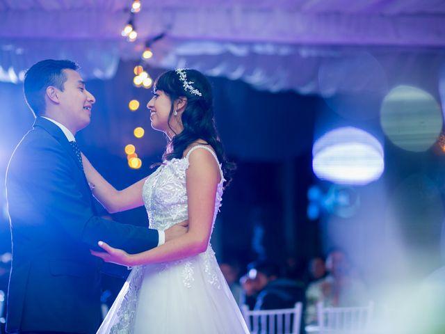 La boda de Omar y Marlen en Huamantla, Tlaxcala 135