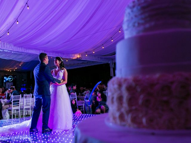 La boda de Omar y Marlen en Huamantla, Tlaxcala 136