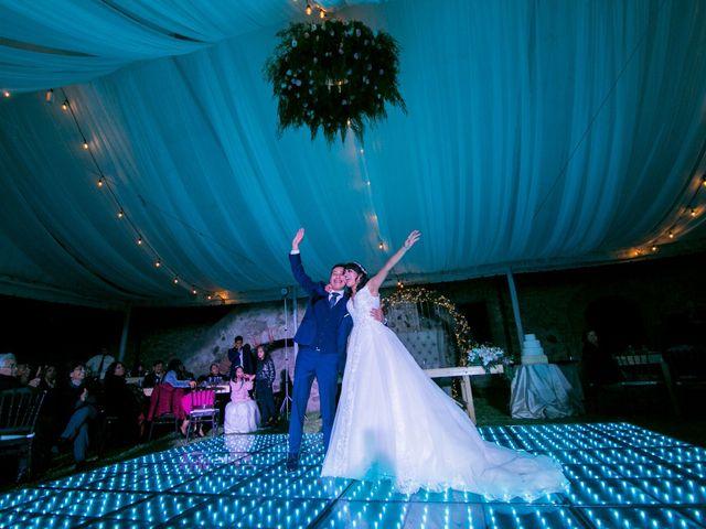 La boda de Omar y Marlen en Huamantla, Tlaxcala 137