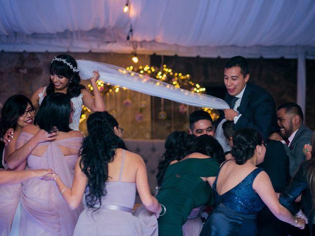 La boda de Omar y Marlen en Huamantla, Tlaxcala 139