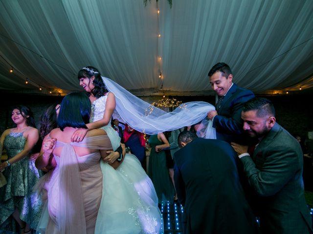 La boda de Omar y Marlen en Huamantla, Tlaxcala 140
