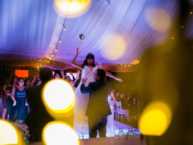 La boda de Omar y Marlen en Huamantla, Tlaxcala 142