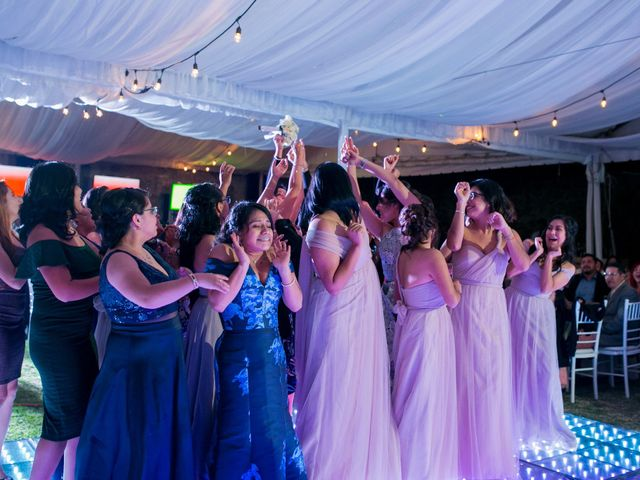 La boda de Omar y Marlen en Huamantla, Tlaxcala 143