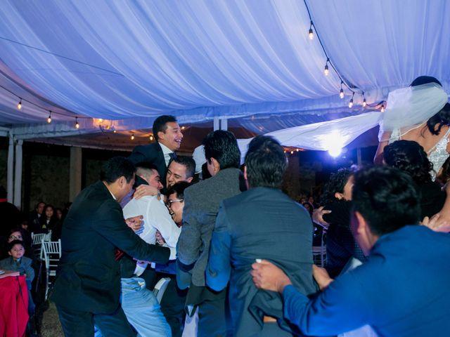 La boda de Omar y Marlen en Huamantla, Tlaxcala 145