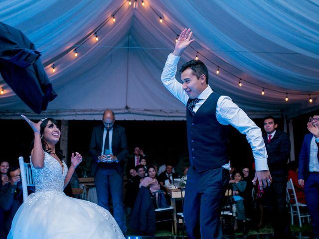 La boda de Omar y Marlen en Huamantla, Tlaxcala 146