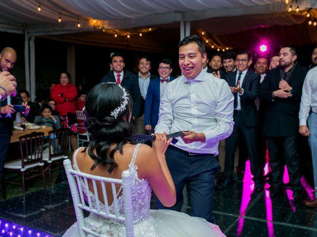 La boda de Omar y Marlen en Huamantla, Tlaxcala 148