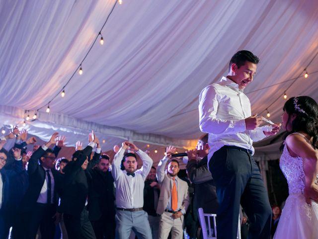 La boda de Omar y Marlen en Huamantla, Tlaxcala 150
