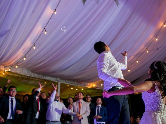 La boda de Omar y Marlen en Huamantla, Tlaxcala 151