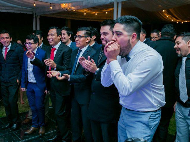 La boda de Omar y Marlen en Huamantla, Tlaxcala 153
