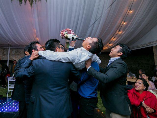 La boda de Omar y Marlen en Huamantla, Tlaxcala 155