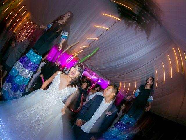 La boda de Omar y Marlen en Huamantla, Tlaxcala 157