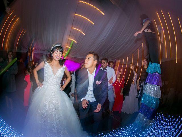 La boda de Omar y Marlen en Huamantla, Tlaxcala 158