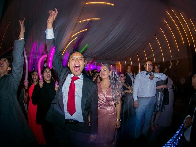La boda de Omar y Marlen en Huamantla, Tlaxcala 159