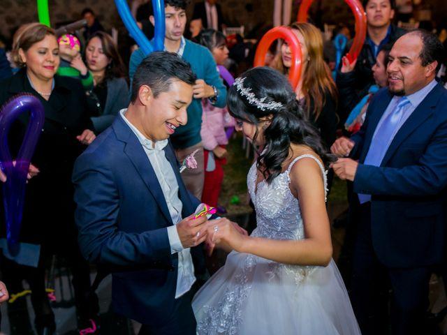 La boda de Omar y Marlen en Huamantla, Tlaxcala 161
