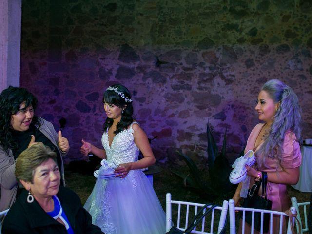 La boda de Omar y Marlen en Huamantla, Tlaxcala 162