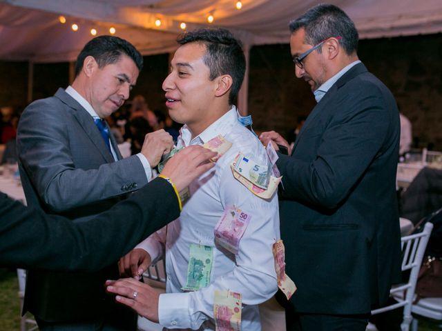 La boda de Omar y Marlen en Huamantla, Tlaxcala 163
