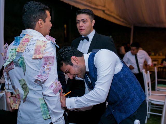 La boda de Omar y Marlen en Huamantla, Tlaxcala 165