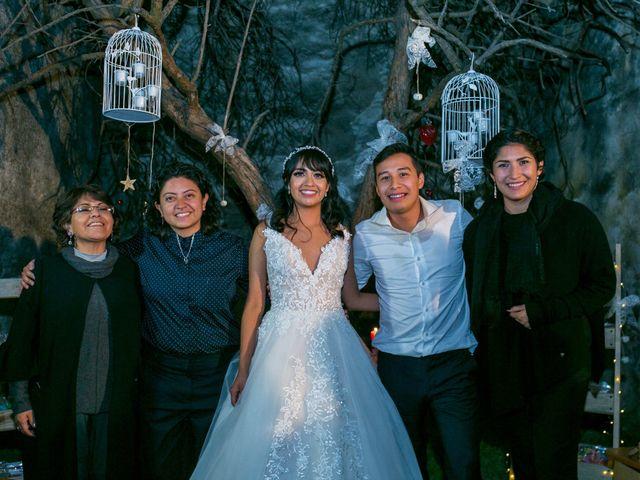 La boda de Omar y Marlen en Huamantla, Tlaxcala 166