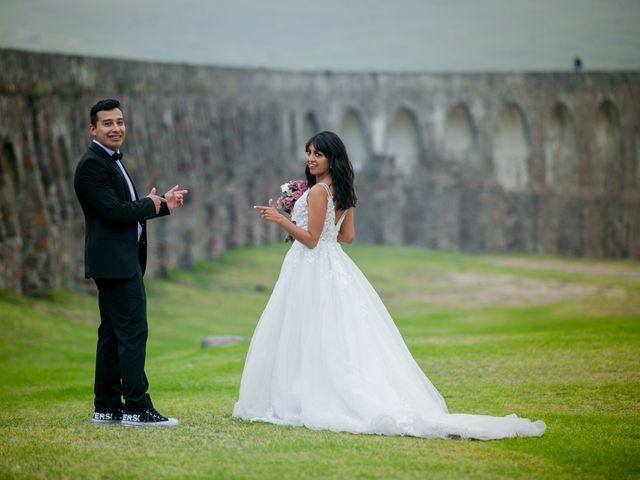 La boda de Omar y Marlen en Huamantla, Tlaxcala 167
