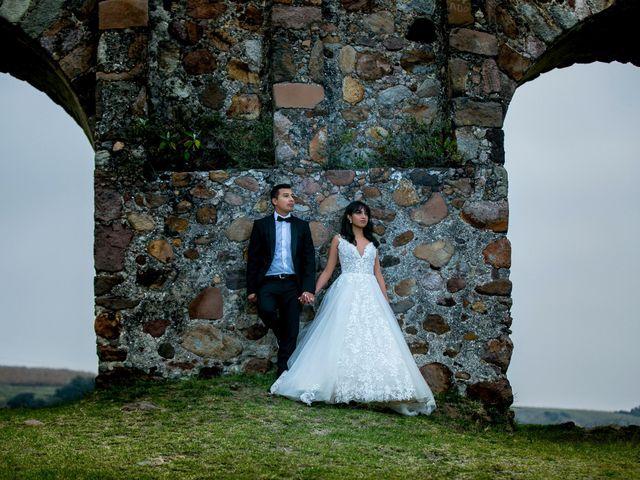 La boda de Omar y Marlen en Huamantla, Tlaxcala 169