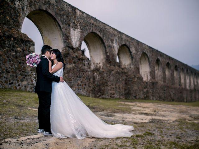 La boda de Omar y Marlen en Huamantla, Tlaxcala 172