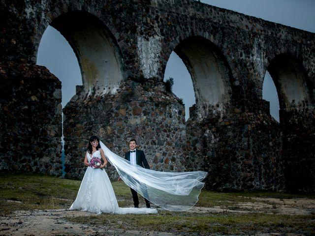 La boda de Omar y Marlen en Huamantla, Tlaxcala 173