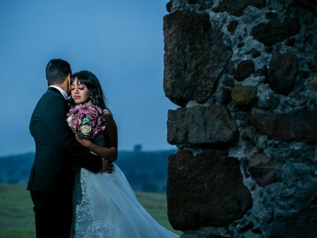 La boda de Omar y Marlen en Huamantla, Tlaxcala 175