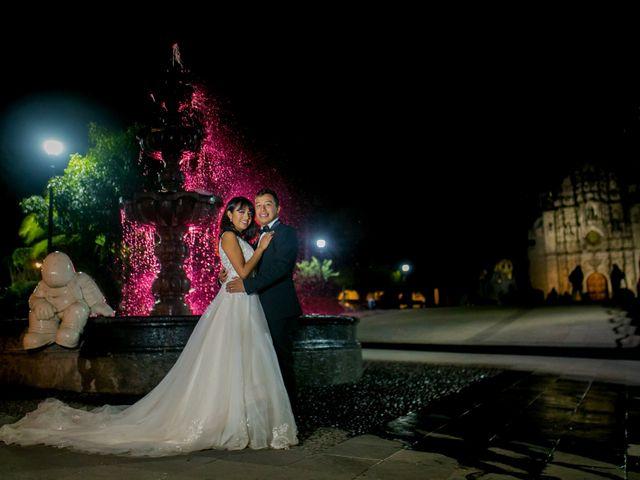 La boda de Omar y Marlen en Huamantla, Tlaxcala 182