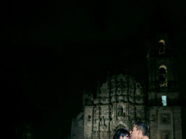 La boda de Omar y Marlen en Huamantla, Tlaxcala 183