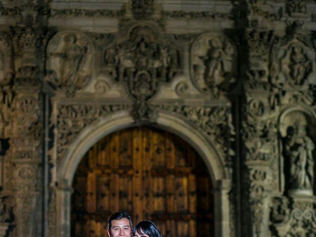 La boda de Omar y Marlen en Huamantla, Tlaxcala 187