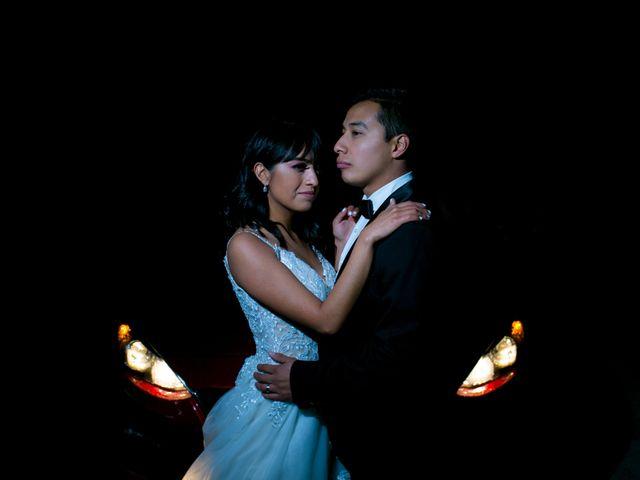 La boda de Omar y Marlen en Huamantla, Tlaxcala 188