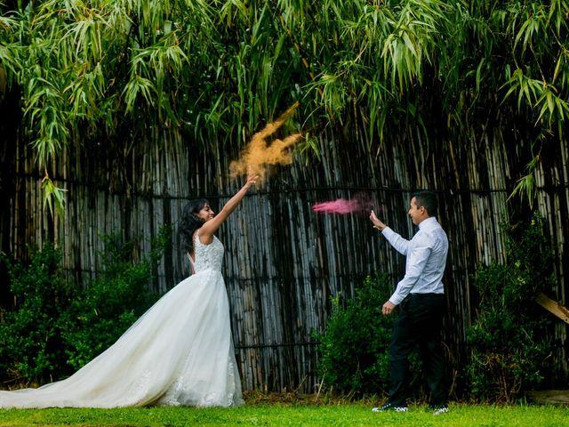 La boda de Omar y Marlen en Huamantla, Tlaxcala 190
