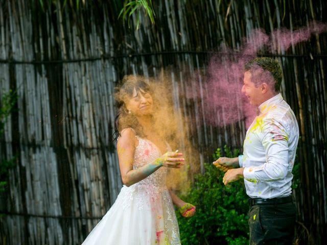 La boda de Omar y Marlen en Huamantla, Tlaxcala 192