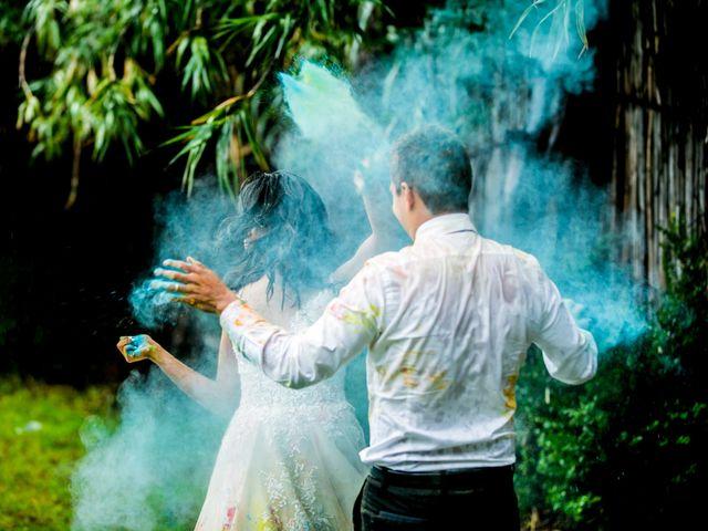 La boda de Omar y Marlen en Huamantla, Tlaxcala 194