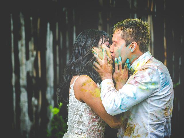 La boda de Omar y Marlen en Huamantla, Tlaxcala 195