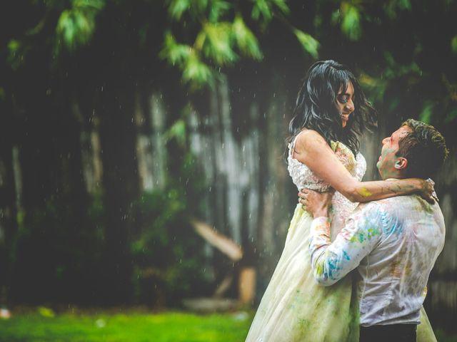 La boda de Omar y Marlen en Huamantla, Tlaxcala 201